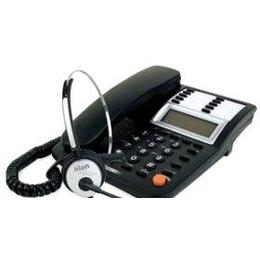 北恩MT2583 耳麦式电话