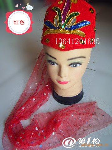 第一枪 产品库 服装鞋帽箱包,钟表眼镜 服饰 帽子 新疆维吾尔族帽格格