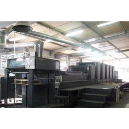 供应98年海德堡CD102-5LX对开五色印刷机