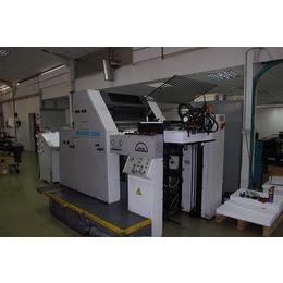 供应罗兰20097年罗兰202四开酒精双色印刷机