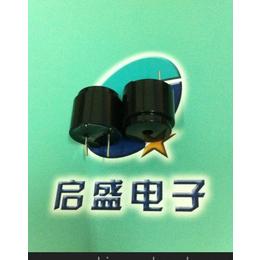 16*14mm 6V-50R-2048Hz封环氧长平针电磁无源蜂鸣器
