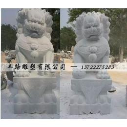 石雕狮子 西方欧式狮子雕刻