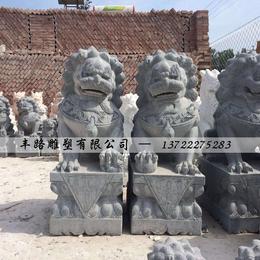 曲阳专业雕刻石狮子厂家 丰路石雕厂