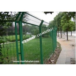 广州年发边框护栏网 道路隔离护栏 低碳钢丝围栏网