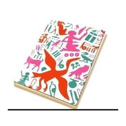 厂家定制彩色封面万用手册 工作手册 本子
