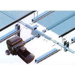 供应温室大棚齿轮齿条驱动遮阳系统