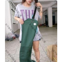 PVC下水裤、插秧裤、血防裤