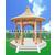 特价石雕单层大理石凉亭景观雕塑缩略图1