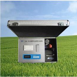 仪备齐YBQ-200检测土壤和肥料中氮磷钾仪器土壤养分检测仪