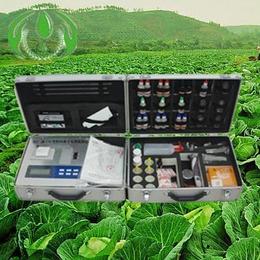 仪备齐TR3高精度可测10种微量元素土壤肥料养分检测仪