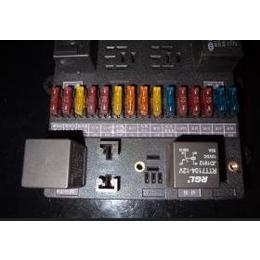 中央电器盒、15路保险盒、福田拖拉机电器盒、雷沃800电器盒缩略图