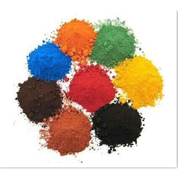 氧化铁颜料_灿煜化工厂家直销(在线咨询)_陶瓷用氧化铁颜料