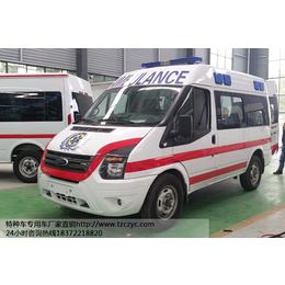 湖北程力救护车生产厂家18372218820