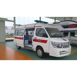 金杯海狮救护车金杯大海狮医疗救护车海狮120救护车厂家