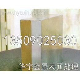 铝合金蜗轮蜗杆减速器高精密铁系膜层处理