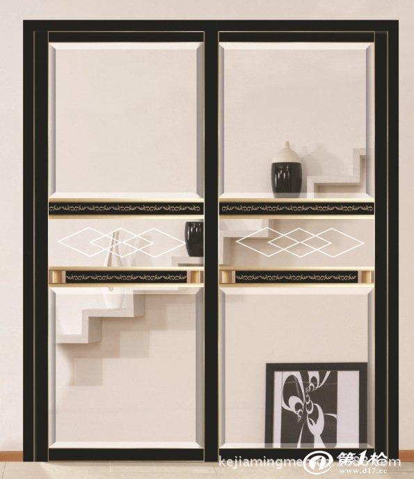 批发供应各种推拉门拼格门玻璃门现代简约式客厅家装优质推拉门