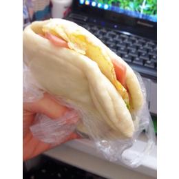 河南新乡市月亮馍培训学校学做手工制作秘方去食味居早餐培训