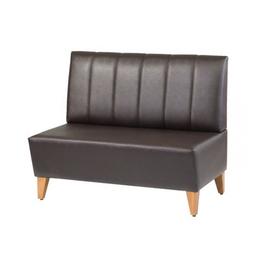 卡座沙发定做_西餐厅卡座沙发