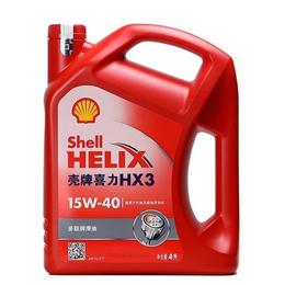 壳牌喜力多级润滑油 HX3  15W-40