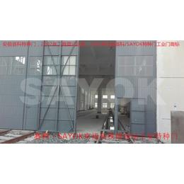 杭州钢木大门钢大门高铁站钢木大门
