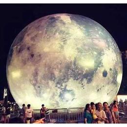 中秋节震撼作品月球模型月球出租出售