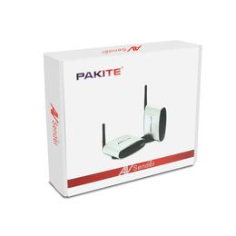 帕旗PAT-350影音无线共享家用监控RCA传输器
