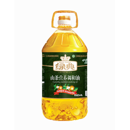 绿典山茶营养调和油   5L