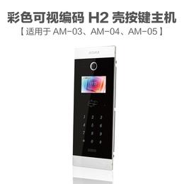 奥马科技可视对讲编码主机H2壳编码主机