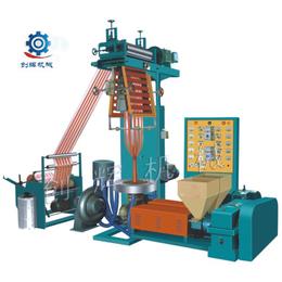 SJ-40Dx2x500型双色吹塑薄膜机组