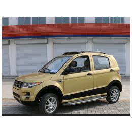 出售路虎款双缸汽油代步车,燃油四轮微型车,老人双缸代步车