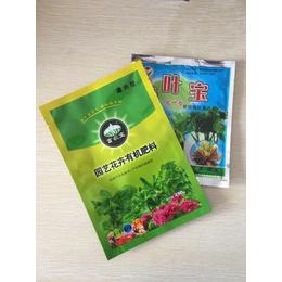 德州加工生产花卉肥料包装-营养土包装-金霖塑料包装制品厂