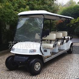 北京电动高尔夫球车 8座景区游览观光车 售楼看房车新款