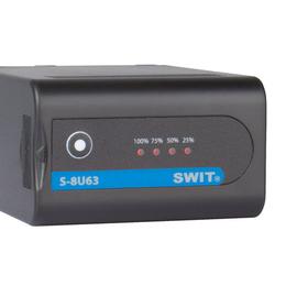 S-8U63 SONY  DV摄像机锂电池