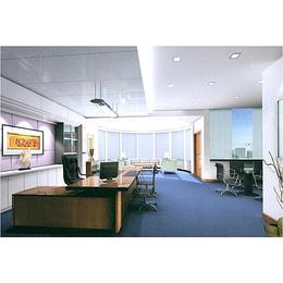 办公楼办公室设计装修案例缩略图