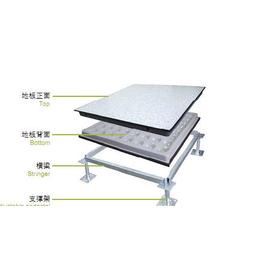 西安全钢防静电地板 OA架空活动地板 未来星陶瓷防静电地板