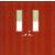 消防木质隔热防火双开门 安徽 六安防火门缩略图1