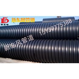 朝阳大口径波纹管厂家直销现货供应新东峰波纹管