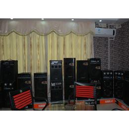 狮乐专业木制会议室音响设备
