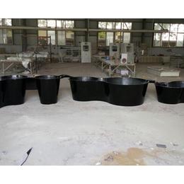 供应玻璃钢造型景观池-厂家定制直销