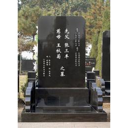 中国二号黑墓碑供应 厂家直销天然板材