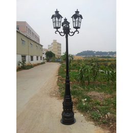 重庆路灯厂家直销LED30W一体化太阳能路灯UFO庭院灯