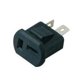 厂家直供 高品质T型插座 YG-001H 偏芯T型插座 量大从优