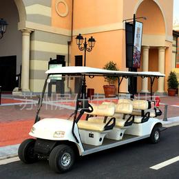 北京厂家直销8座小区看楼车 景区观光车 高尔夫球车新款