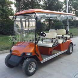 台州6座高尔夫球车 公园景区游览车 电动观光车