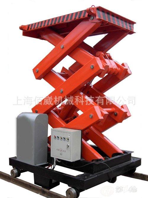 物料搬运及仓储设备 搬运车/搬运设备 升降机,升降平台 供应液压升降图片