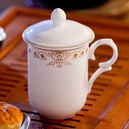 定做陶瓷杯 陶瓷茶杯家用