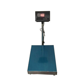 广州药厂不锈钢台秤150kg计重电子台秤