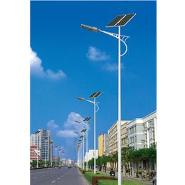 四川阿坝州太阳能路灯厂家高原LED太阳能路灯价格