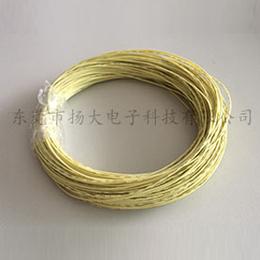供应3132 28awg 耐高温硅胶线 端子线 导线