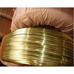 国标H62黄铜扁线规格全